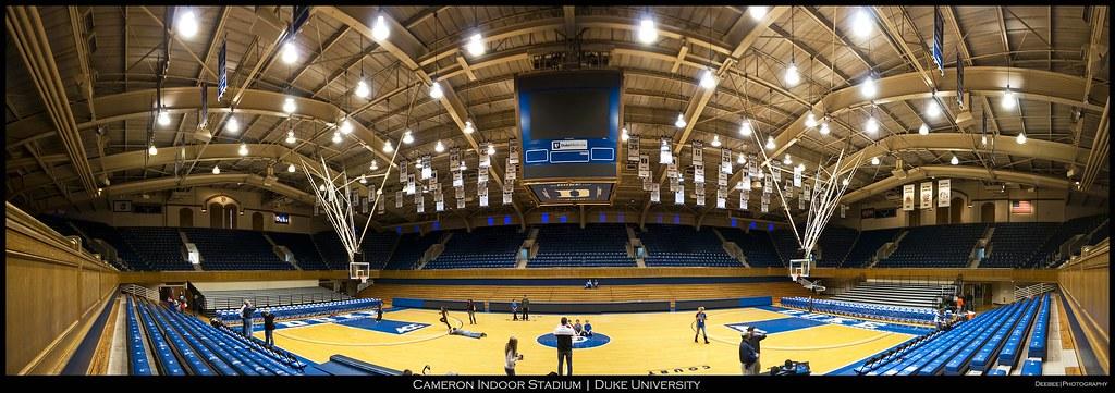 Duke University Basketball >> Cameron Indoor Stadium   Duke University   Best Viewed On Bl…   Flickr