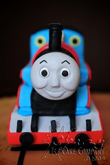 Thomas the Train - front | by Crazy Cake Lady