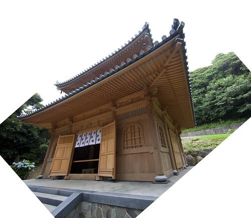 Healing Buddha Shrine / 薬師本殿(やくしほんでん) / 醫王殿(いおうでん)