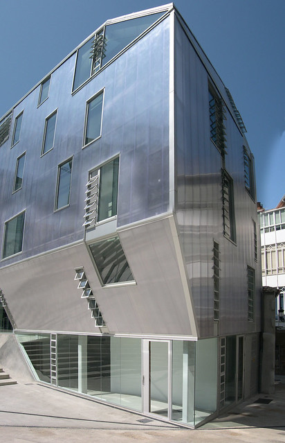 Colegio oficial de arquitectos de vigo 13 coav nueva - Colegio de arquitectos toledo ...