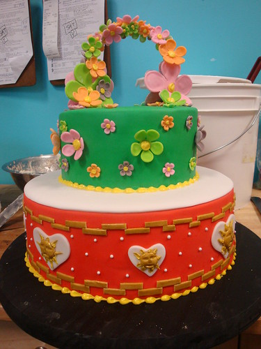 Mexican Wedding Cake | by Broken Sparrow Cakes