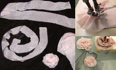 diy-fabric-flowers | by ...love Maegan