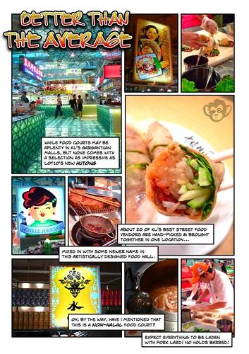 Hutong Food Court