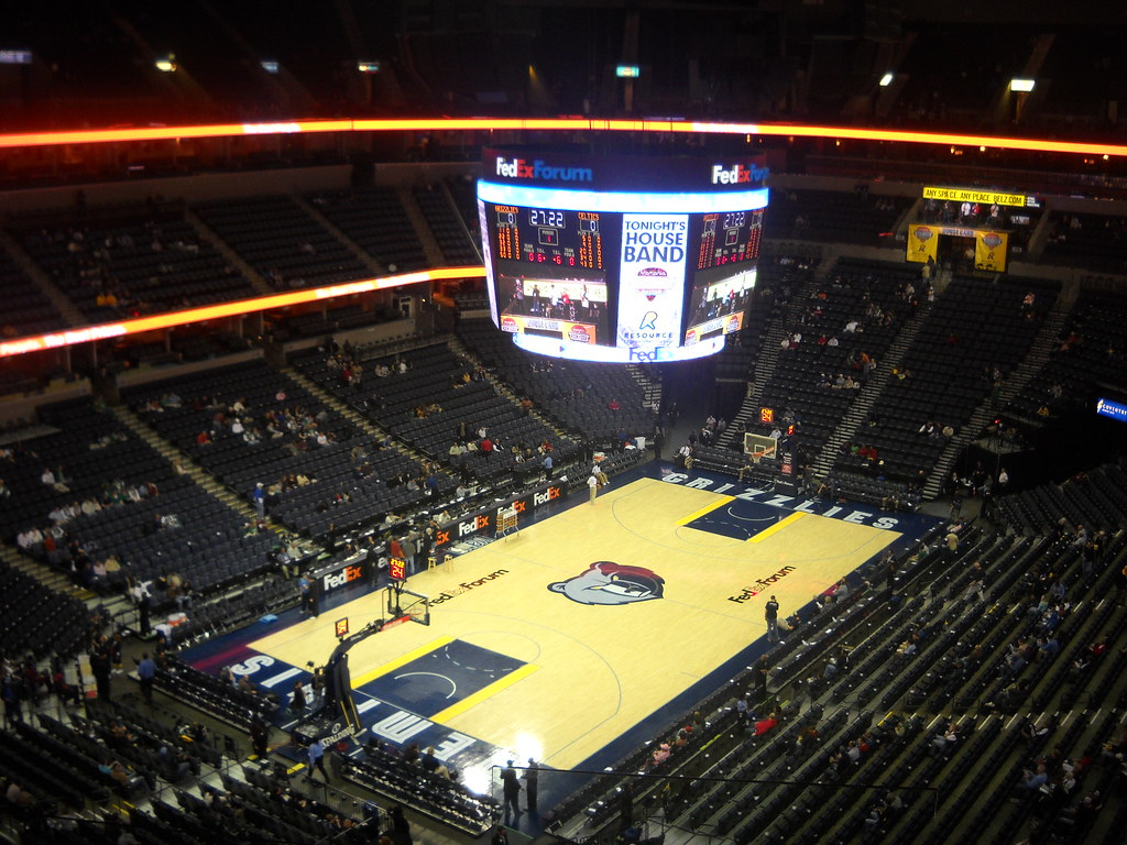 FedEx Forum | FedEx Forum is home to the Memphis Grizzlies o… | Flickr