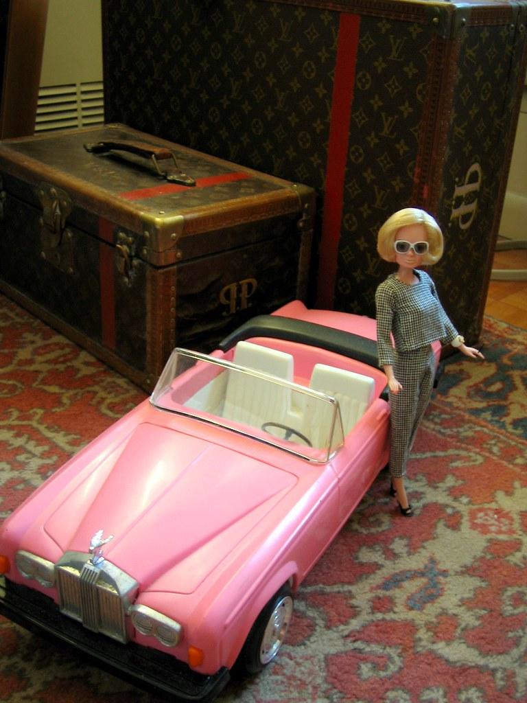 Lady Penelope With Fab 1 Lady Penelope With Fab 1 She