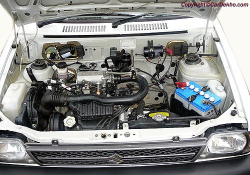 Maruti 800 engine interior photo maruti 800 is a new in for Maruti 800 decoration