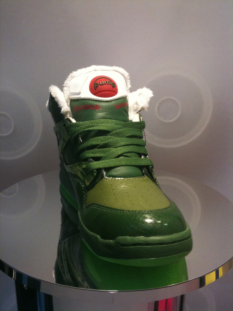 Reebok New Pump Shoes