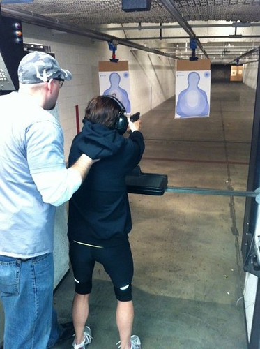 Teaching Basic Firearms | by Justin Johnson BG