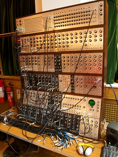 Modular synthesiser | by Roo Reynolds