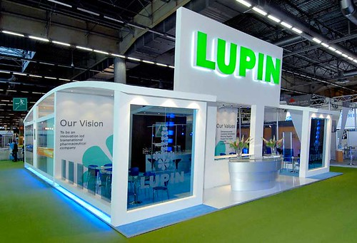 Exhibition Stand Design Europe : Lupin europe limited exhibition stand european exhibiti