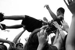 Crowd Surfing | by Wild_Child_HC