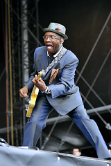 Lynval Golding - The Specials - V Festival Staffordshire 2009 | by native photography