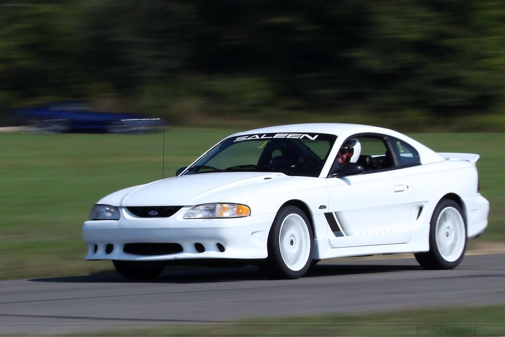 New Trans Am >> White 1995 SN95 Saleen Mustang | Ed Frank | Flickr