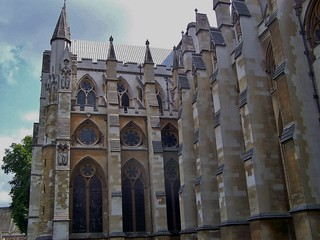 Westminster Abbey, London, England - August 2009 | by SaffyH