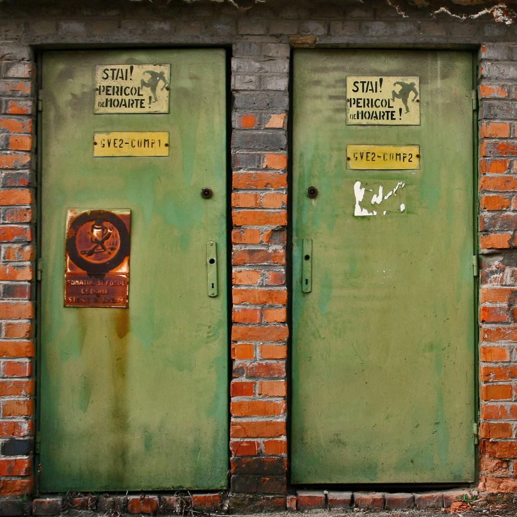 Factory Doors | by dorin frunzete Factory Doors | by dorin frunzete & Factory Doors | Dorin Frunzete | Flickr