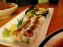Avocado Sushi Restaurant