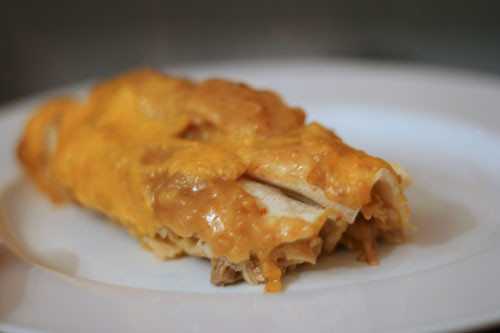 turkeyenchiladas1 | by Sarah :: Sarah's Cucina Bella