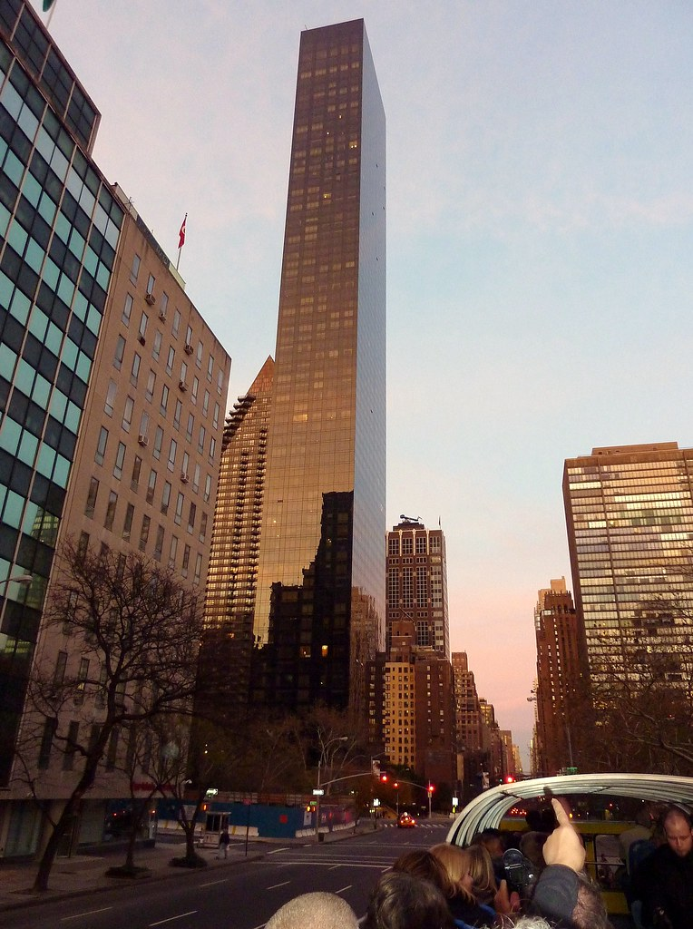 The trump world tower trump world tower is a residential for Trump plaza new york city