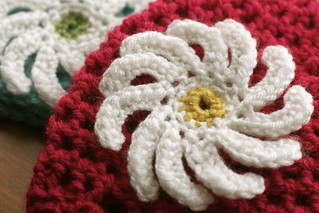 Spiral Flower Cloches | by Yarn Theory