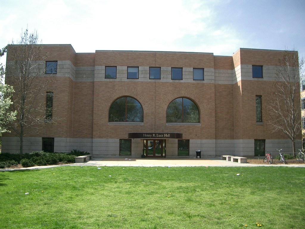 Luce Hall | Luce Hall, Macmillan Center, Yale University ...