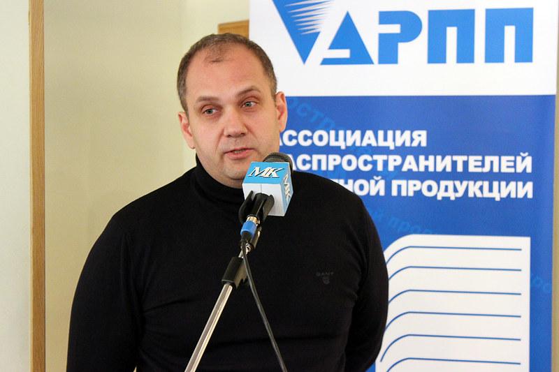 С.В. Лапенков, АНРИ