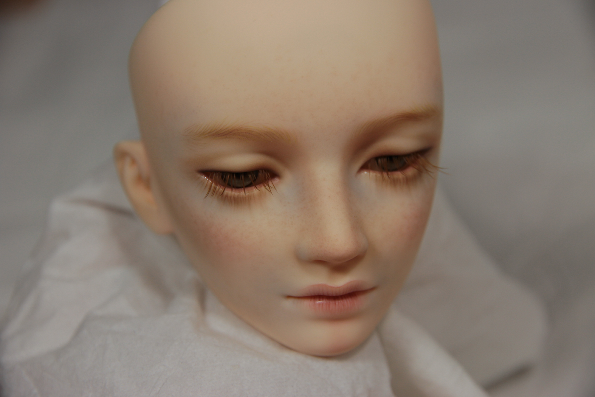 Faceup Commission for KD