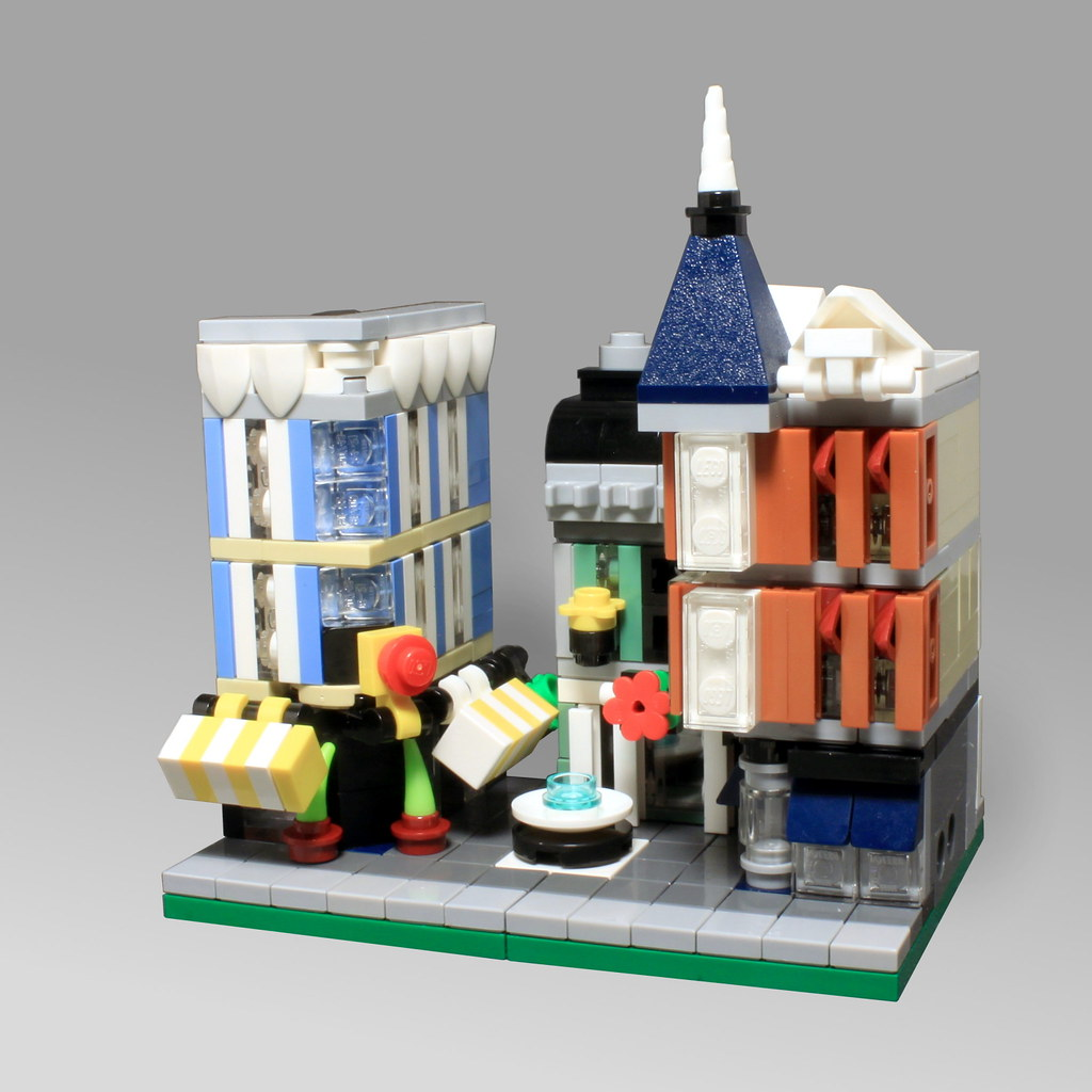Assembly Square Mini Modular