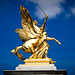 Pegasus on Pont Alexandre, Paris