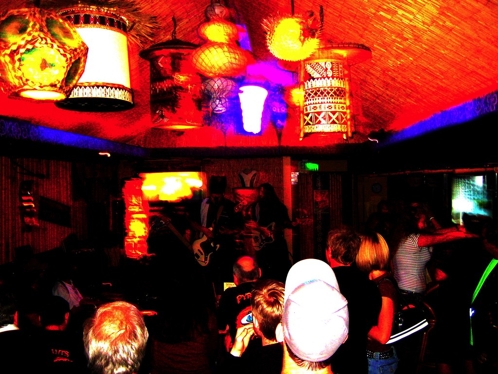 Tiki Tiki Richmond Va Restaurant