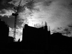 Snowhill Building Site