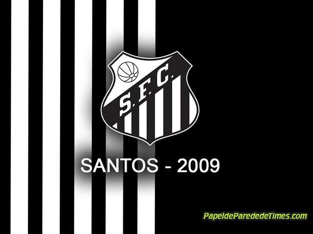Papel de Parede do Santos Futebol Clube  Papel de parede cr…  Flickr
