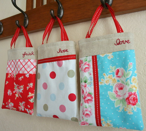 three tiny bags | by randi @ i have to say...
