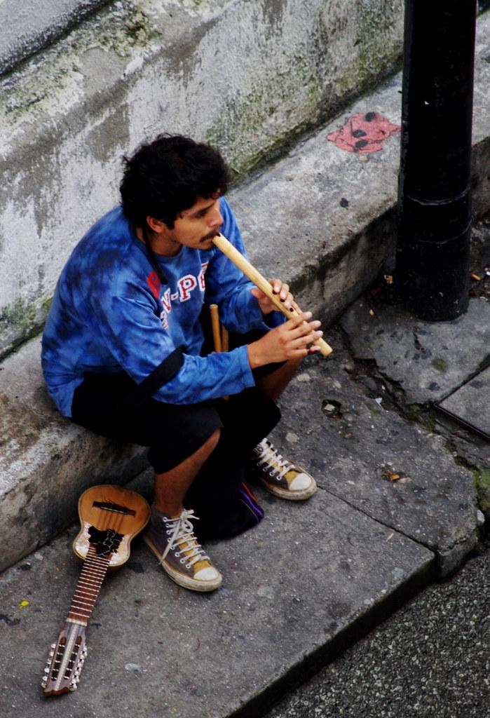 Melodías en la calle
