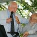Stanley K. Sheinbaum and Edward Asner