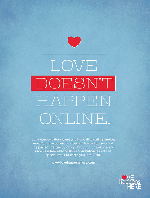love happens online dating