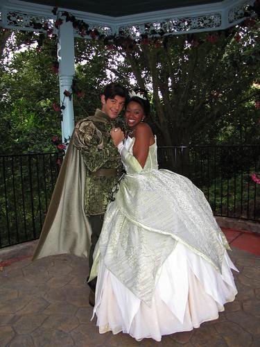Princess Tiana And Prince Naveen Explored 127