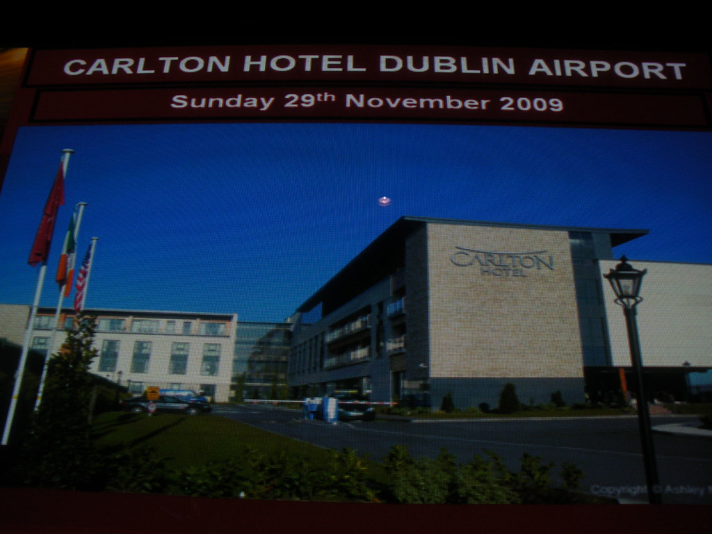 Dublin Airport Hotels With Parking