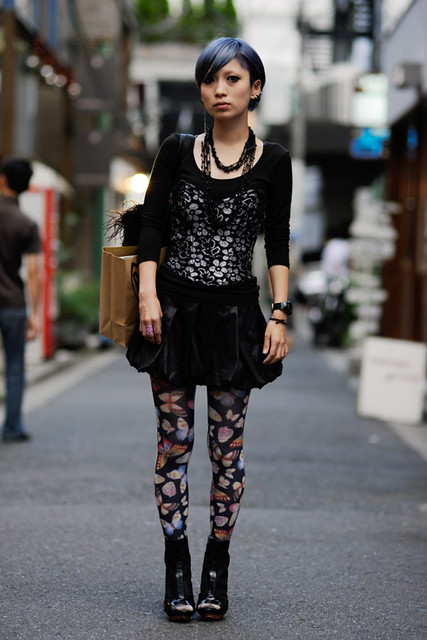Rid Snap Japanese Street Fashion Style At Harajuku Flickr
