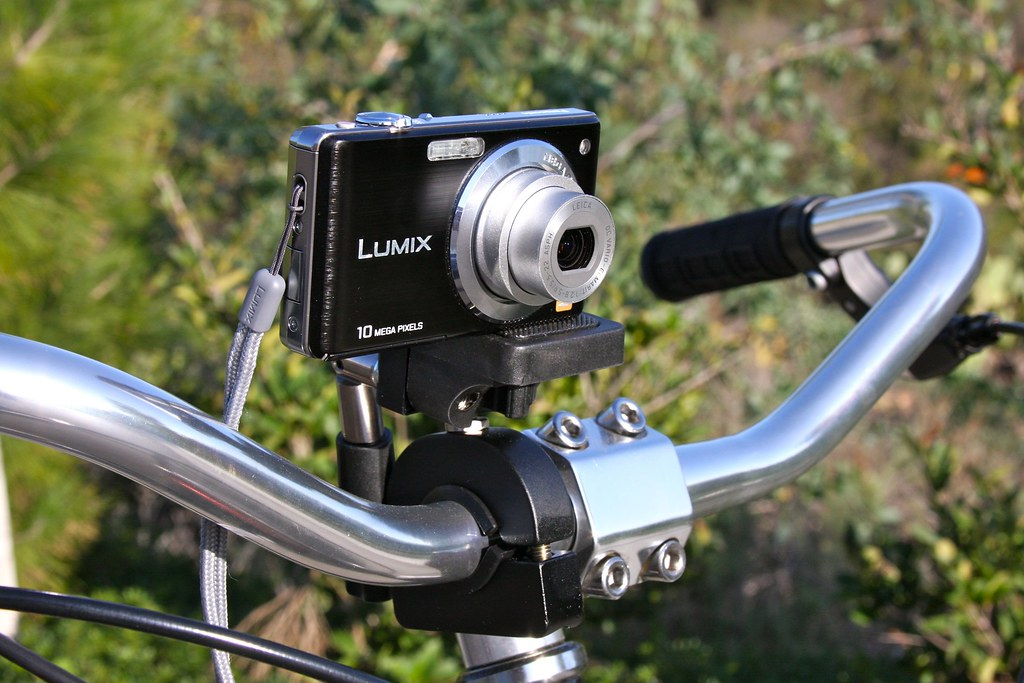 Electra Handlebar Camera Mount (front) | Electra's ...