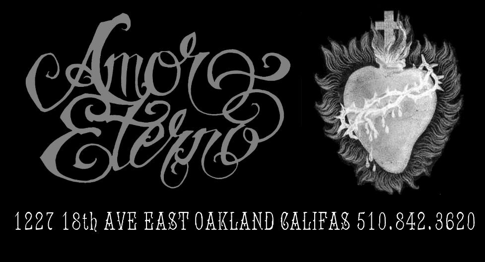 Amor Eterno Tattoo Oakland Califas Amor Eterno Arte Flickr