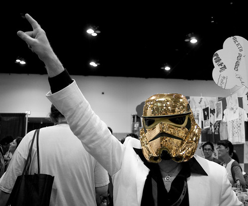 Disco Stormtrooper | by San Diego Shooter