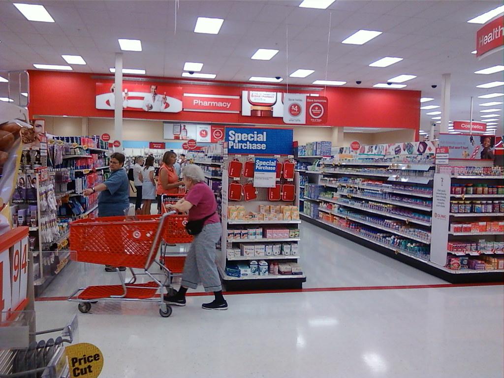Super Target Edina Minneapolis Minnesota Pharmacy