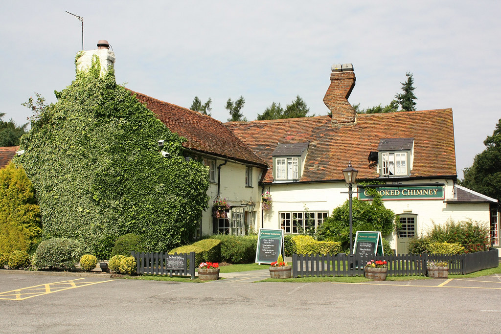 The Crooked Chimney Pub Near Welwyn Garden City | On the ...