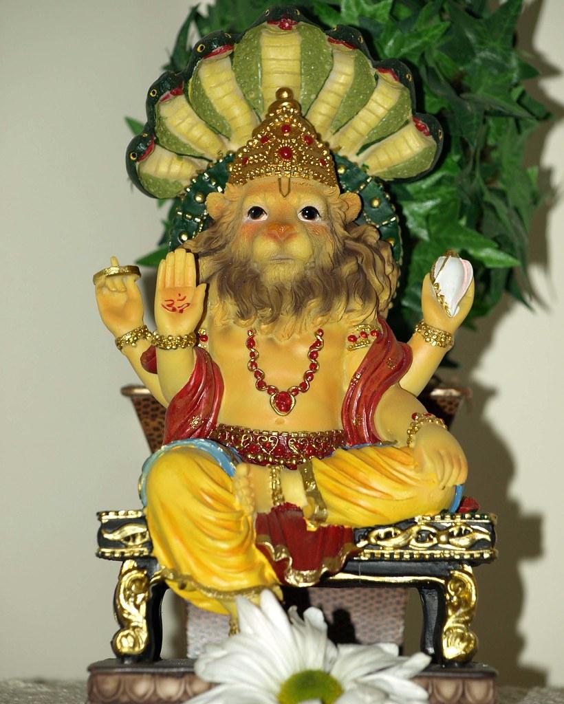 Sri Narasimha Dev | Feel free to download in original size
