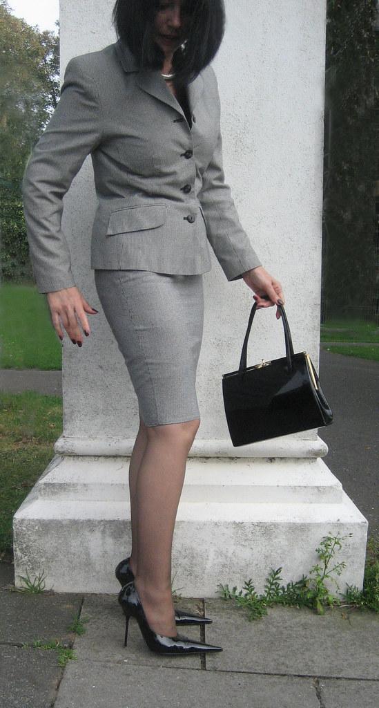 black patent leather rosa high heels rosa shoes flickr. Black Bedroom Furniture Sets. Home Design Ideas