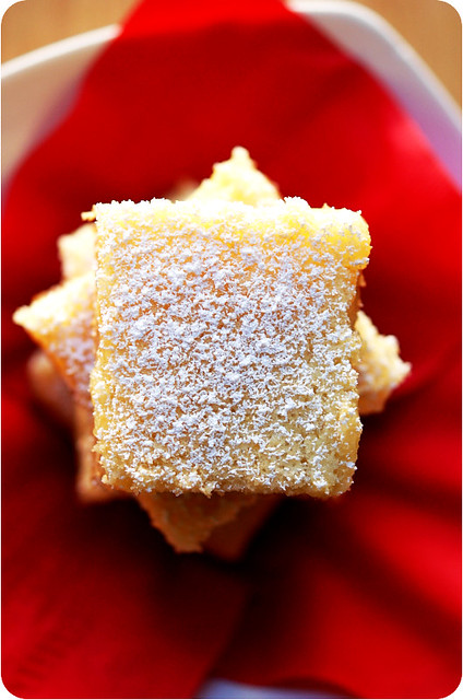 Lemon Squares With Cake Mix Cream Cheese