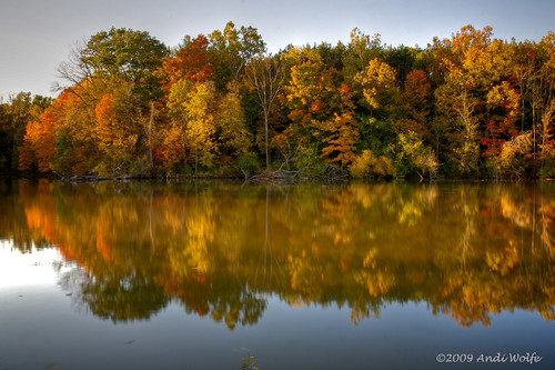 Autumn at Twin Lakes | by andiwolfe