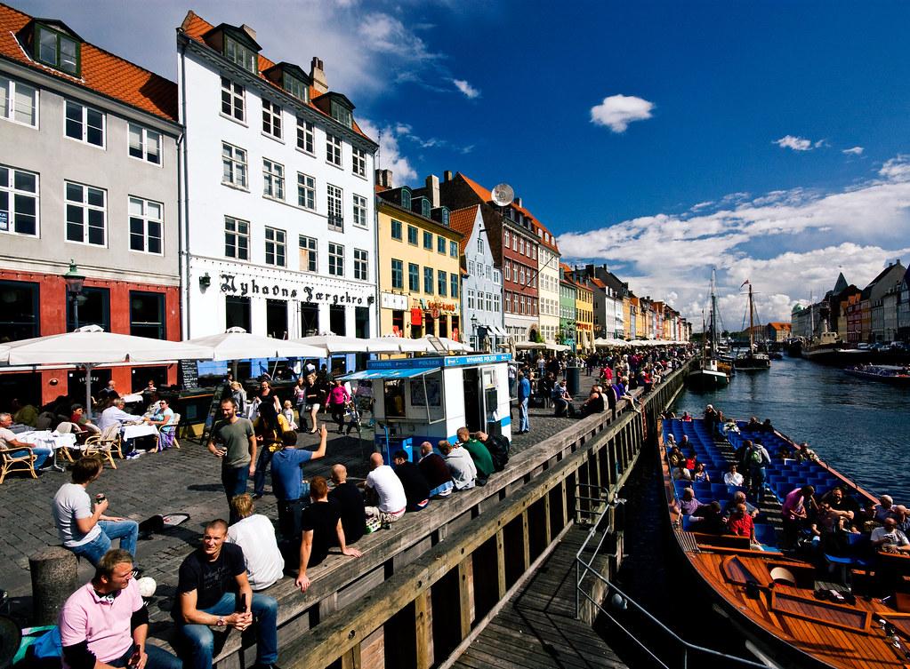 Wonderful Nyhavn, Copenhagen | Weekend in Copenhagen with pe… | Flickr