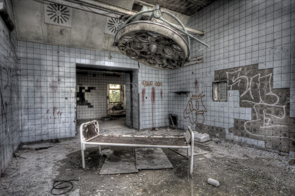 Beelitz-Heilsatten Operating Theatre | James C Farmer | Flickr
