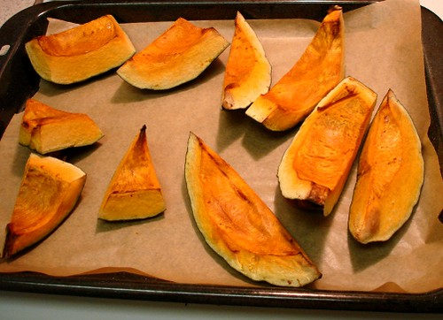 roasted kabocha | by the auspicious squirrel